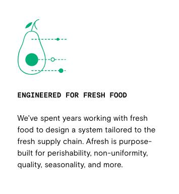 Futuristic food icon design